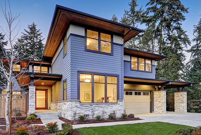 voorbeeld huis