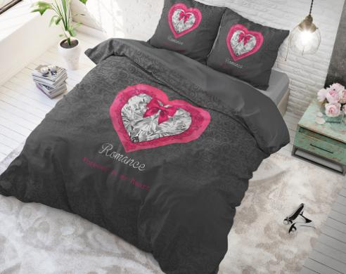 sleeptime elegance dekbed heart