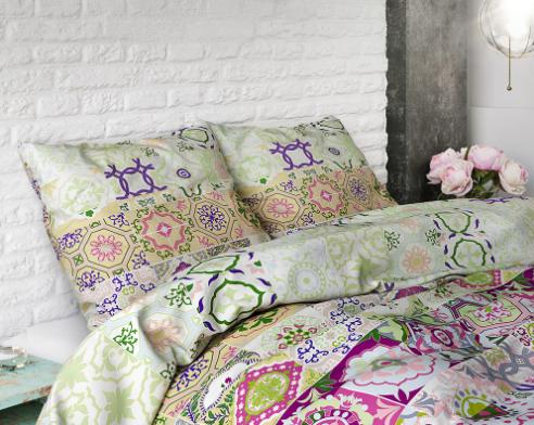 sleeptime elegance morocco dekbedovertrek