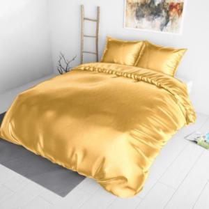 sleeptime beauty skin care dekbedovertek gold