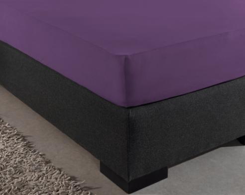 dreamhouse hoeslaken jersey purple