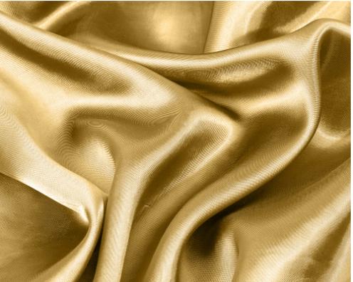 skin care gold kussensloop