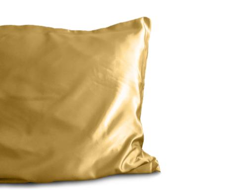 gold skin care kussensloop